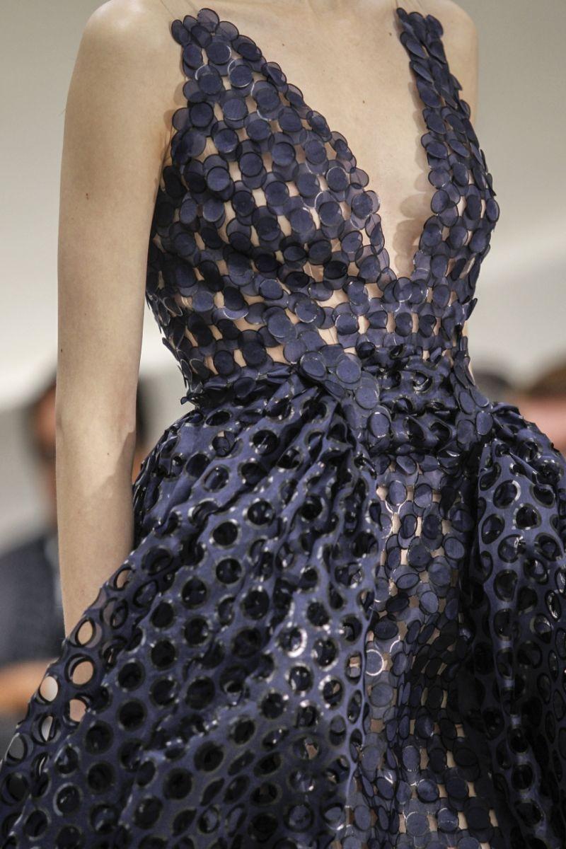 Неделя высокой моды в Париже: Christian Dior весна-лето 2014 - фото №4