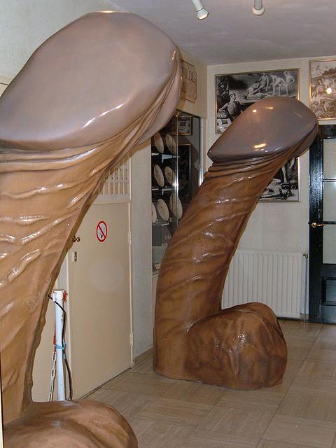 Самые известные музеи эротики и секса в Европе - фото №1