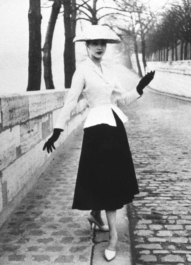 Кутюр в народ: возвращение барного жакета Dior