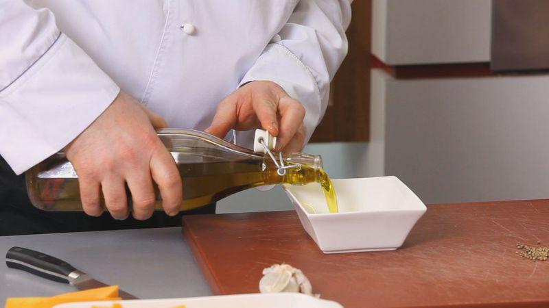 Золотые рецепты звезд: салат из тыквы с помидорами черри и рукколой от певицы Lama - фото №2