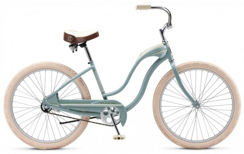 круизный велосипед