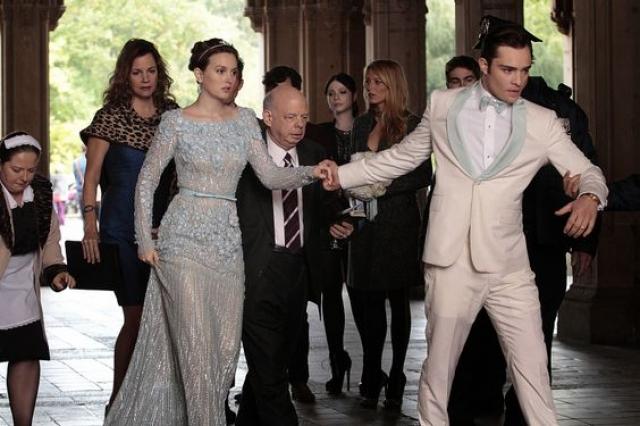 Культовые образы невест из кино и сериалов - фото №3