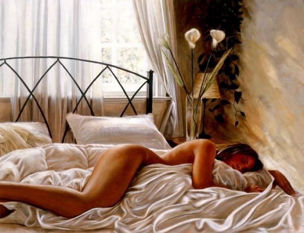 Эротичная живопись