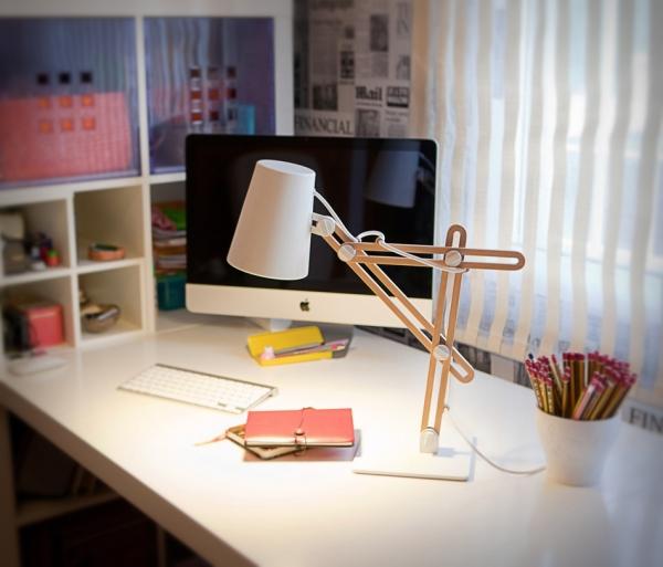 офисная лампа