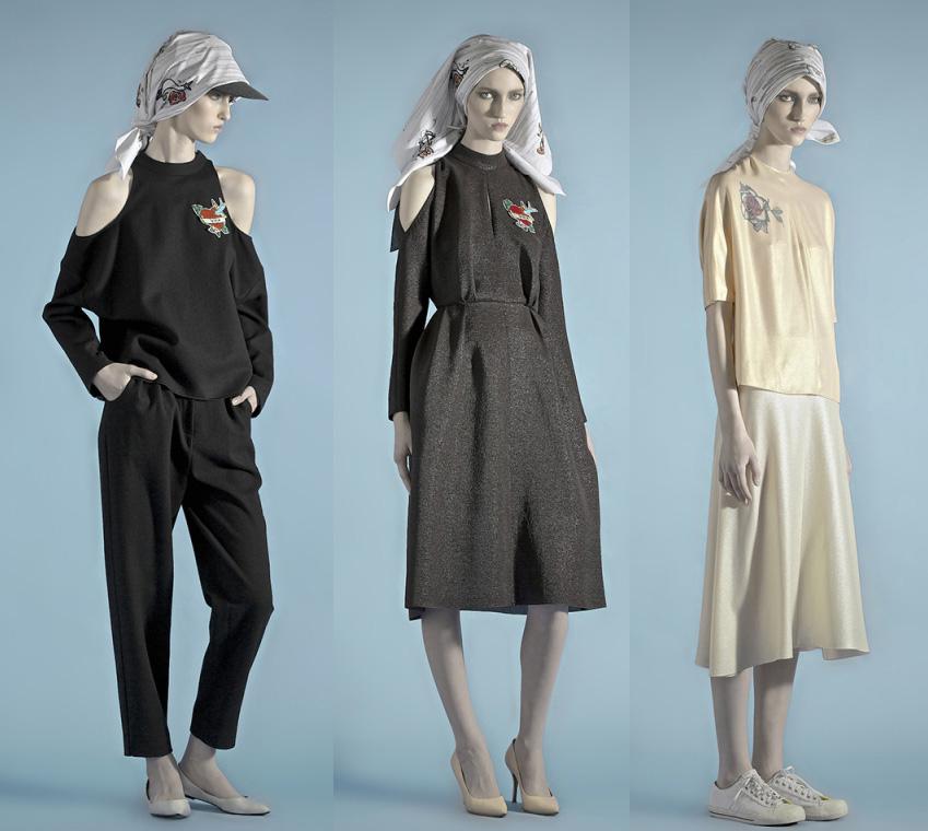 Шелковые платки – как носить? - фото №6