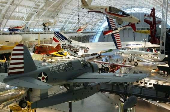 музей авиации амстердам