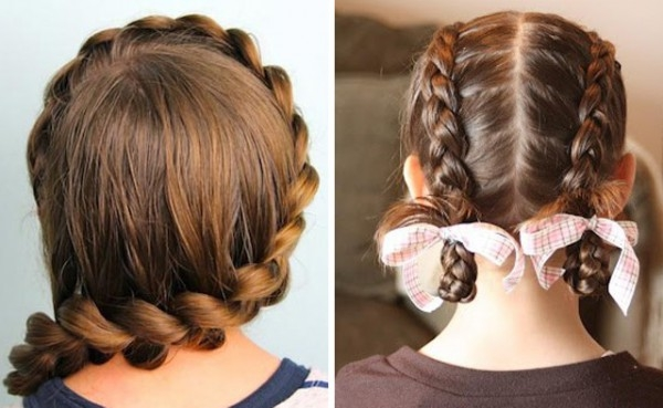 Какую прическу сделать на последний звонок: лучшие прически на длинные и средние волосы (ФОТО) - фото №12