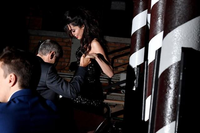 Свидание в Венеции: Джордж и Амаль Клуни устроили романтический вечер (ФОТО) - фото №2