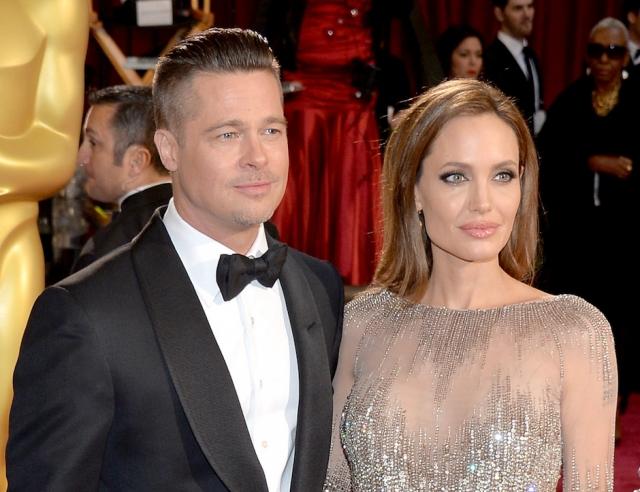 СМИ: Анджелина Джоли заставила Брэда Питта взять всю вину за развод на себя - фото №1