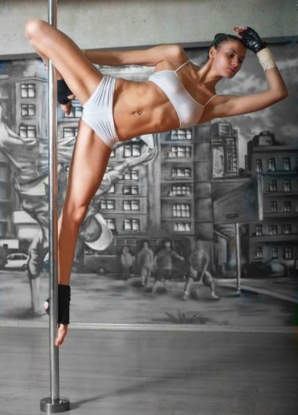 Pole dance как способ похудения - фото №1