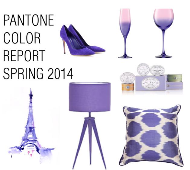 Модные цвета 2014 года в интерьере - фото №20
