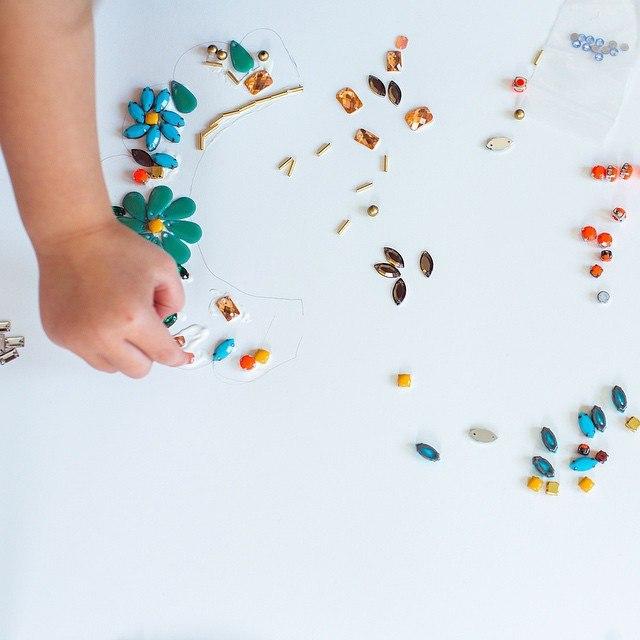 Как четырехлетняя девочка стала дизайнером - фото №2