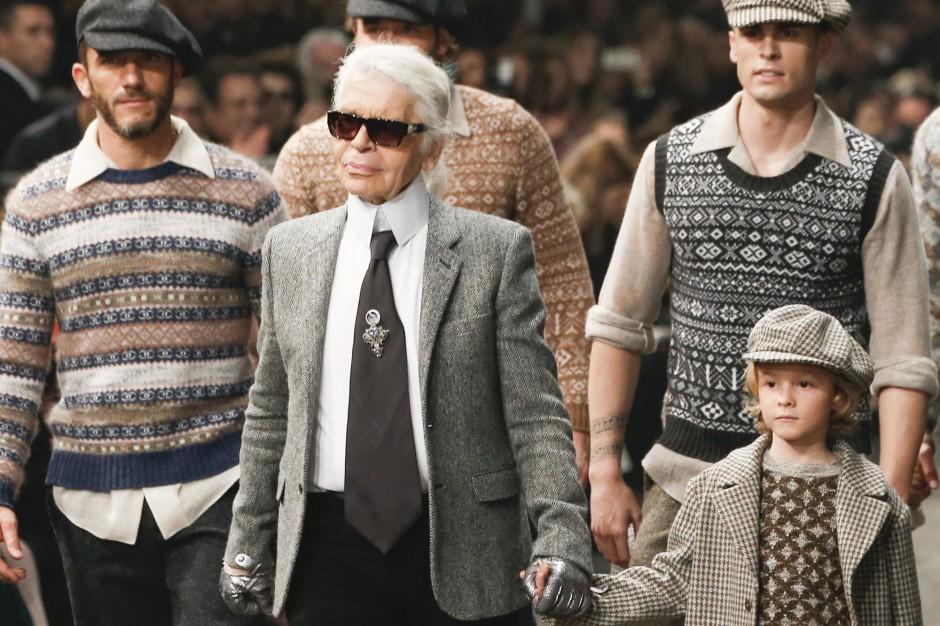 Chanel VS свитер с узорами: плагиат или нет