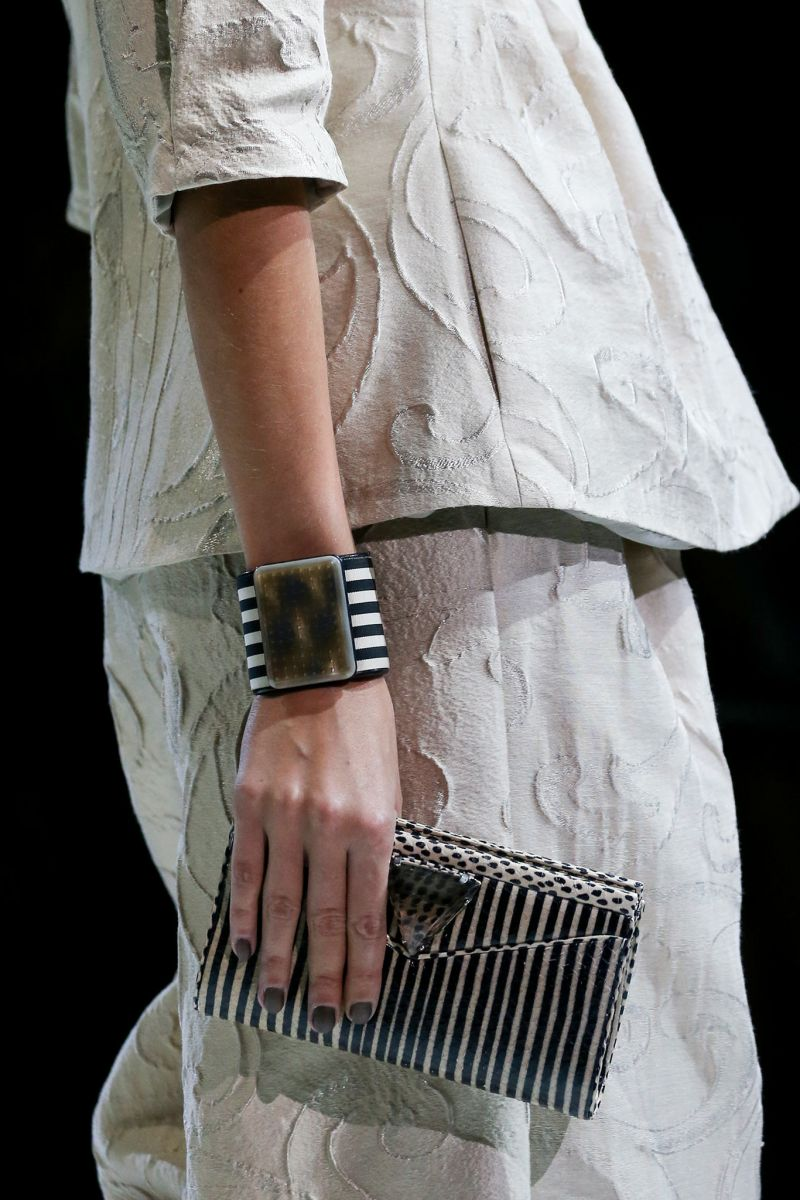 Красота с подиума: показ Giorgio Armani - фото №3