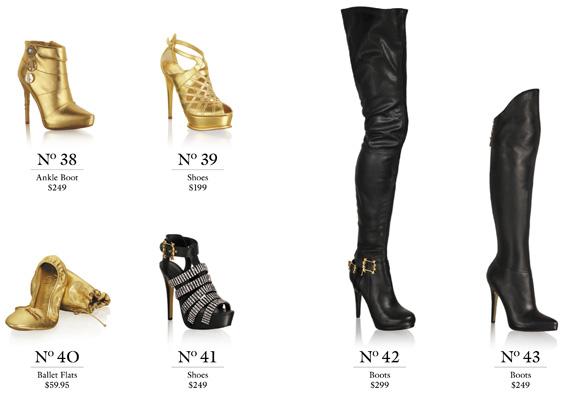 Коллекция аксессуаров Анны Делло Руссо для H&M - фото №5