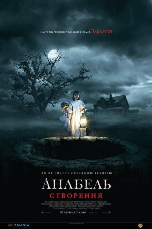 анабель 2017, фильм ужасов