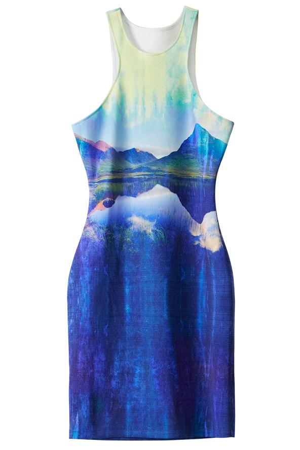 Модные платья лета 2013: фасоны, цвета и детали - фото №23