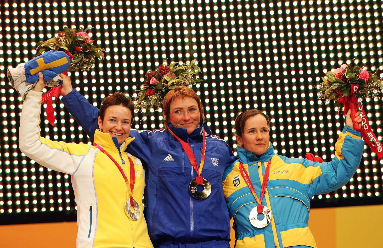 Украинки на зимних Олимпийских играх: пьедестал почета - фото №4
