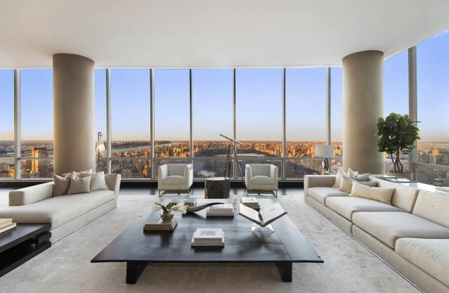 Американская мечта: самые дорогие квартиры Нью-Йорка - фото №3