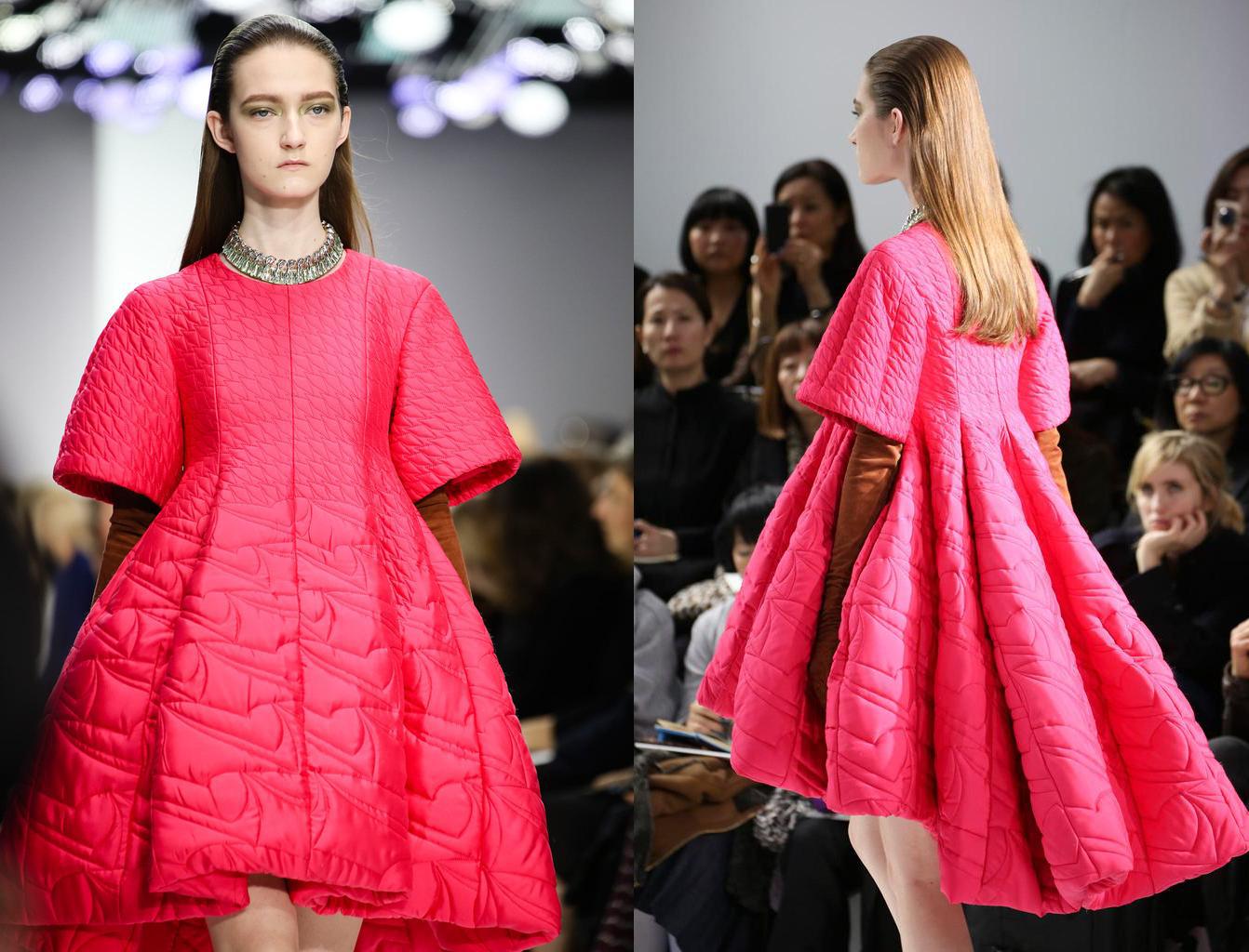 Объект желания: стеганый комплект Dior - фото №2