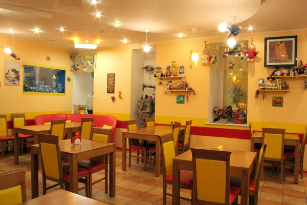 Детские кафе и рестораны Киева: выбор редакции - фото №3