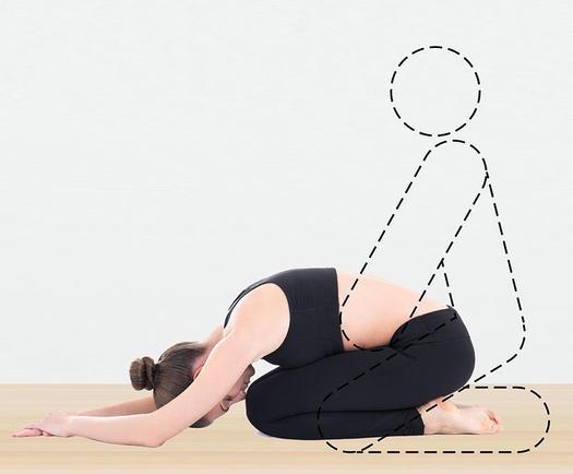 Эротические асаны: 10 поз для занятий йогой, которые подойдут для секса - фото №6