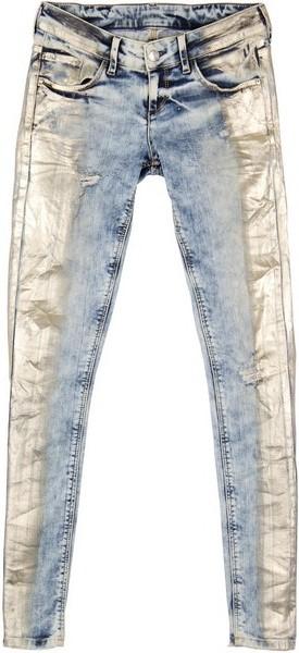 Модные джинсы: весна-лето 2013 - фото №13