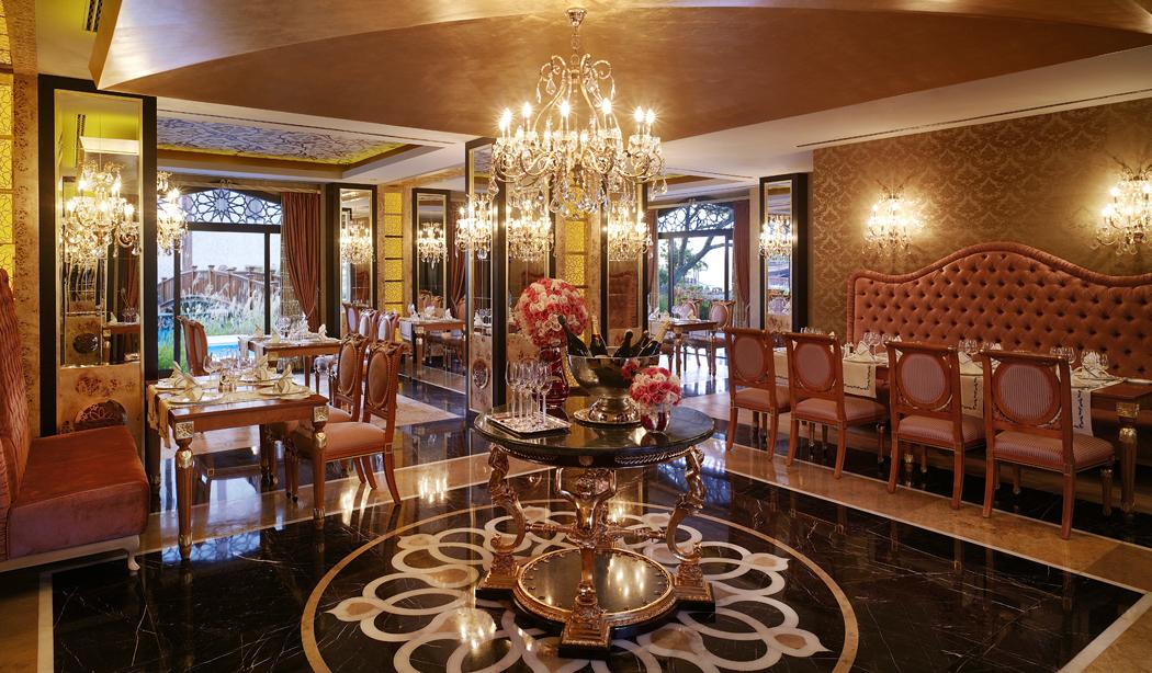 Лучшие отели мира: Mardan Palace - фото №6