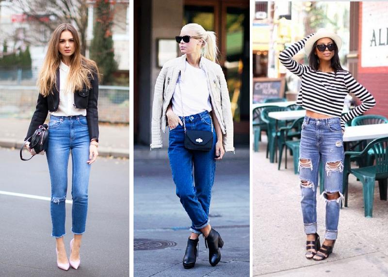 Как выбрать джинсы с завышенной талией
