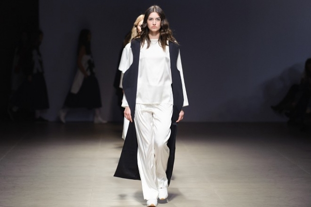 Ukrainian Fashion Week SS 2017: молодые дизайнеры Александр и Сергей Чуйко в Fresh Fashion