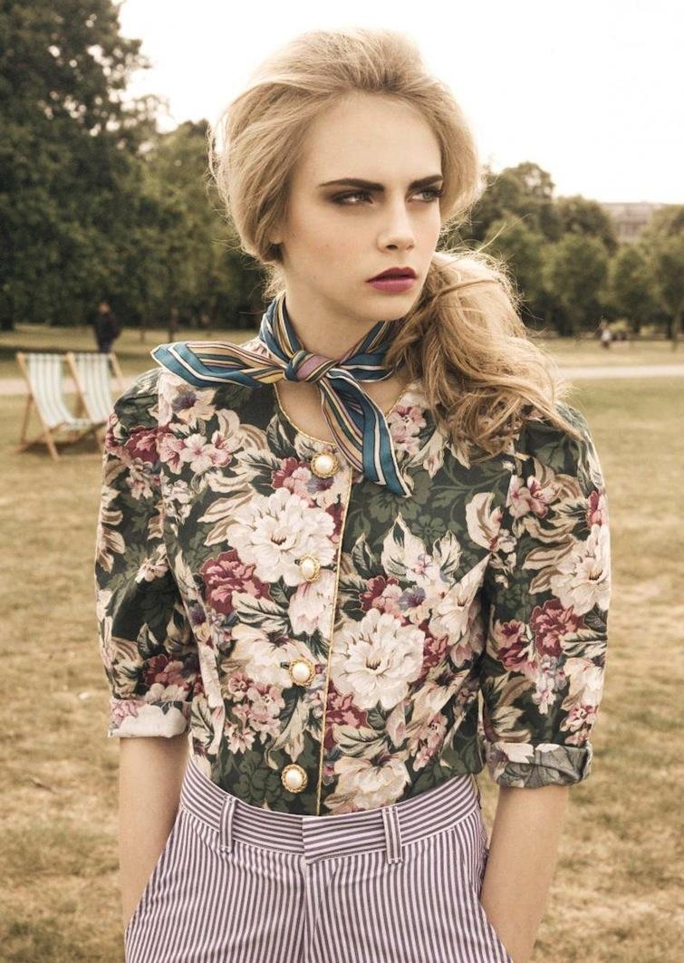Скандальное интервью: Кара Делевинь честно рассказала, почему ушла из модельного бизнеса - фото №3