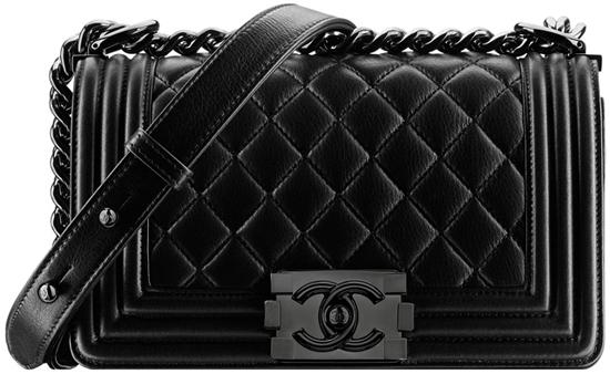 Самые известные сумки Chanel 2,55