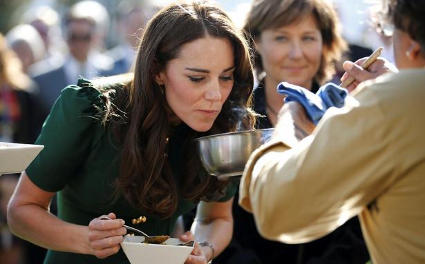 что ест королевская семья