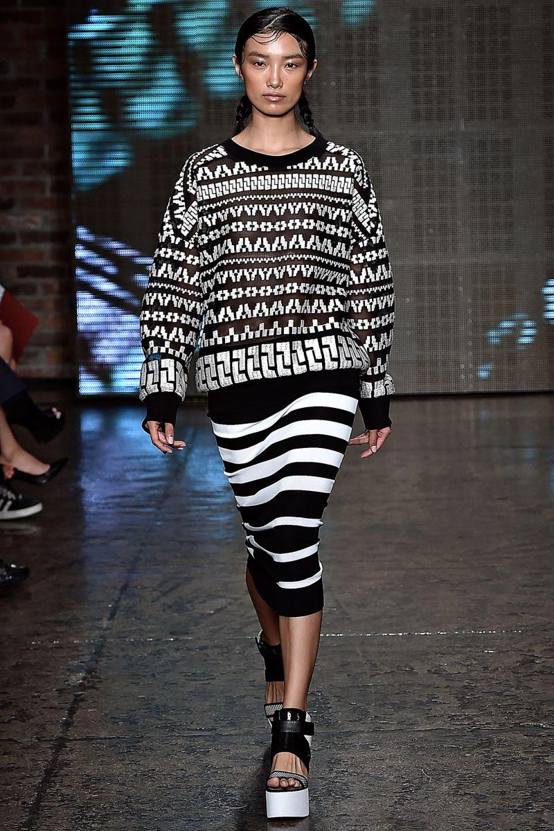 Начало Недели моды в Нью-Йорке Донна Каран