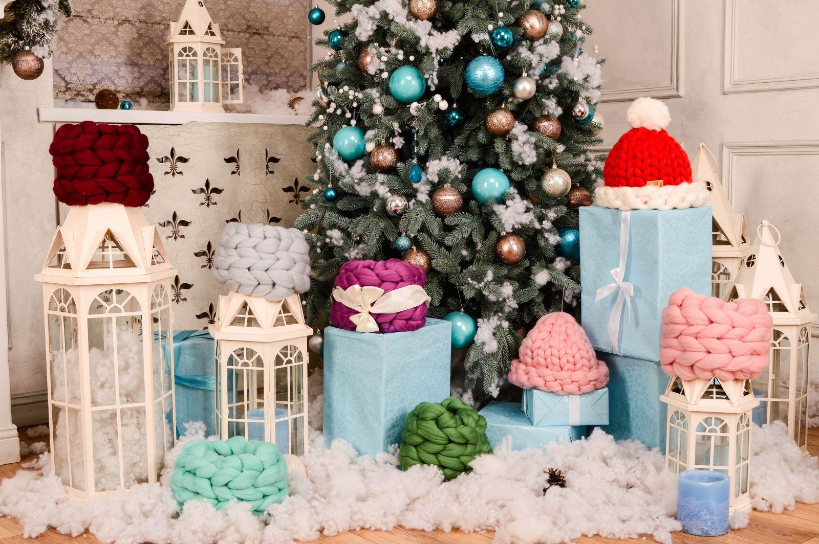 Где купить подарок на Новый год: снуды YourYarn