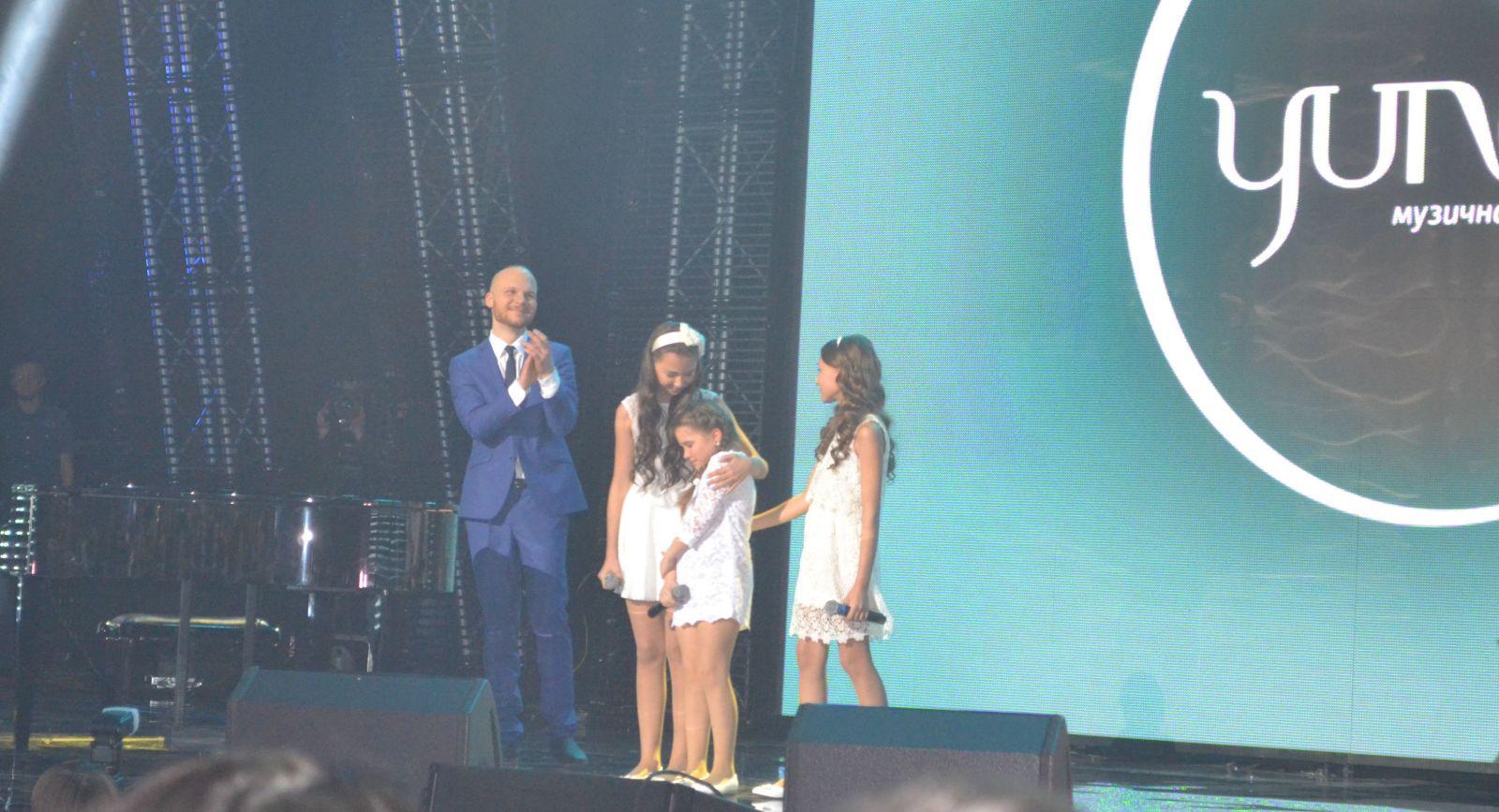 Музыкальная премия Yuna 2014: победители и церемония награждения - фото №4
