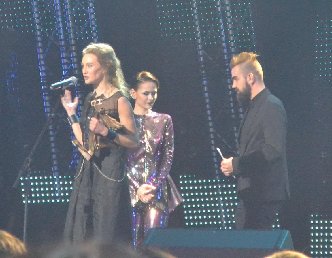 Музыкальная премия Yuna 2014: победители и церемония награждения - фото №5