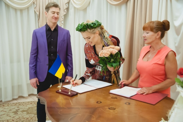 свадьба горбачевой и никитина