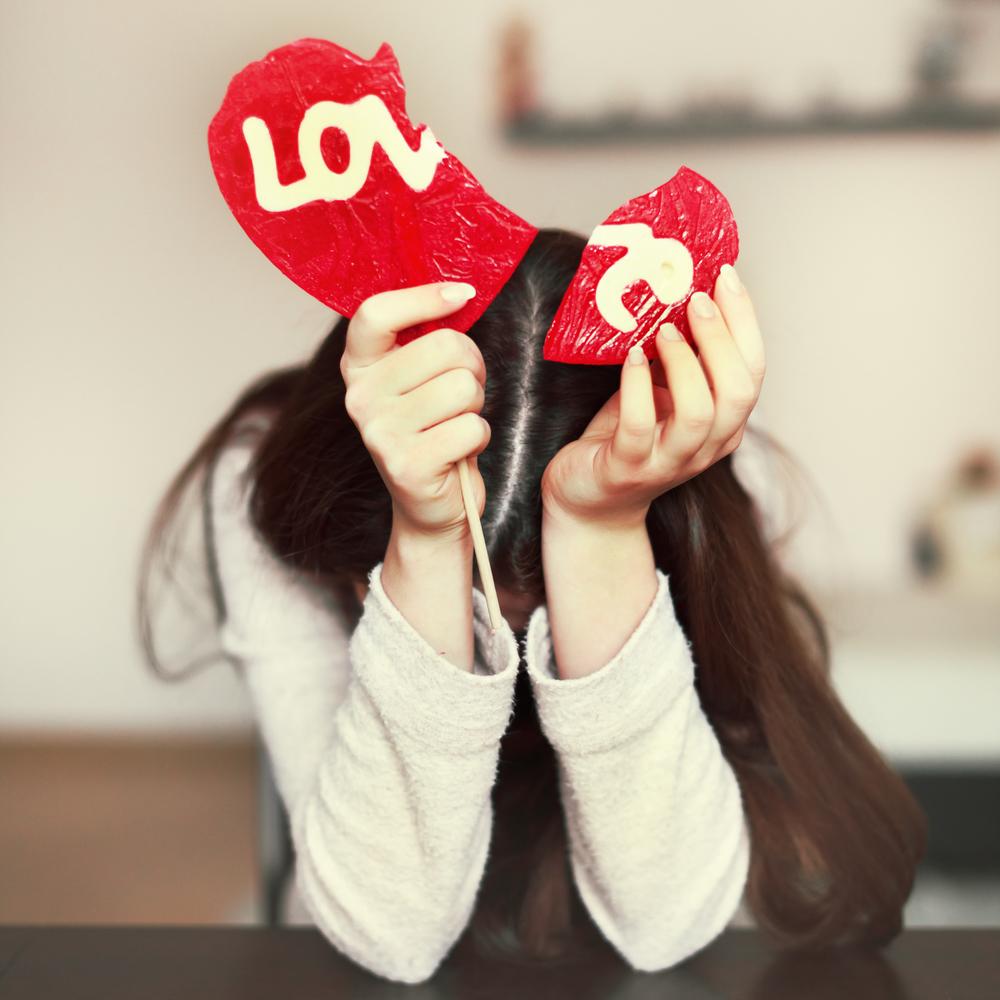 Любовная зависимость. Что делать