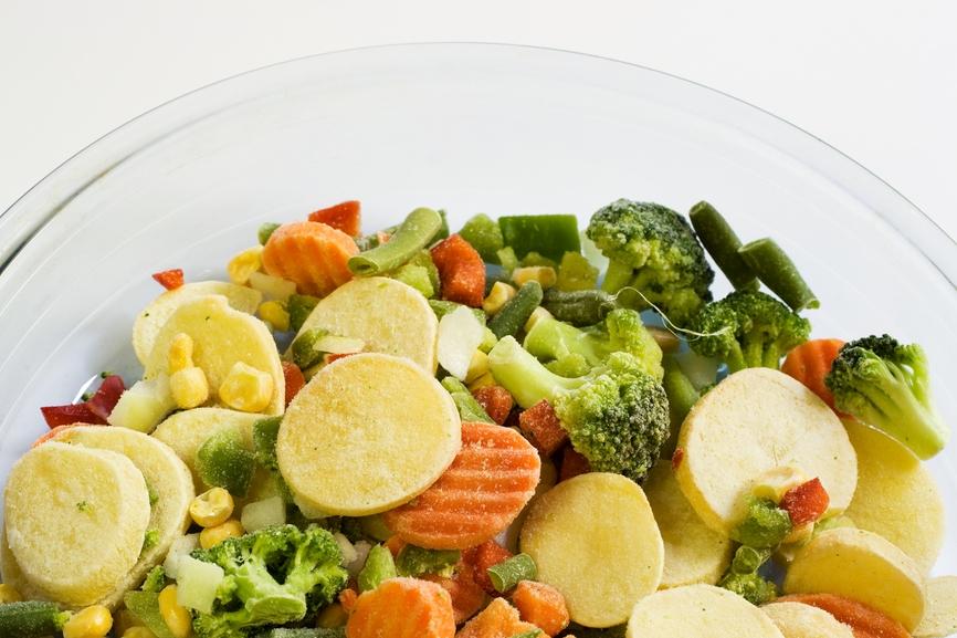 Как правильно замораживать овощи и фрукты? - фото №1
