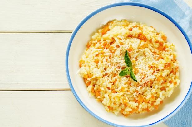 Ризотто с тыквой: изумительный рецепт для семейного обеда - фото №1