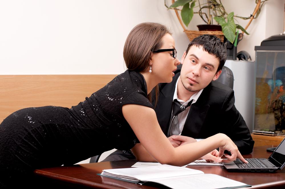Сексуальные домогательства начальства