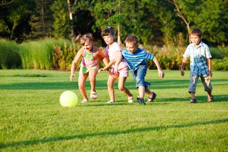 Топ 5 детских игр для пикника - фото №1