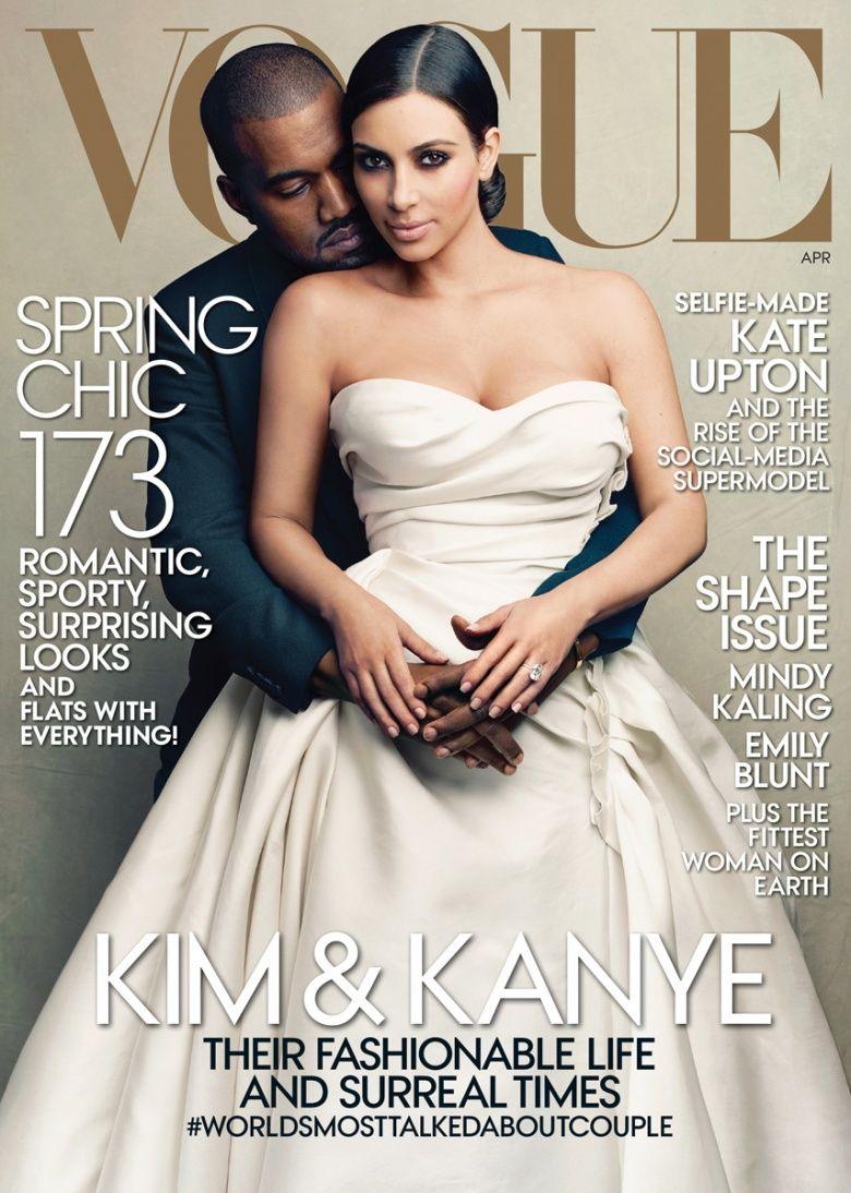 Самые скандальные обложки Vogue - фото №1