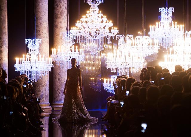 Коллекция Elie Saab Couture FW 2014/2015 - фото №1