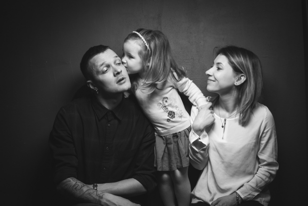 женя галич семья