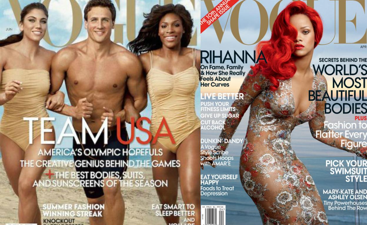 Кто чаще попадал на обложки Vogue в 2014 году и почему об этом сейчас говорят - фото №2