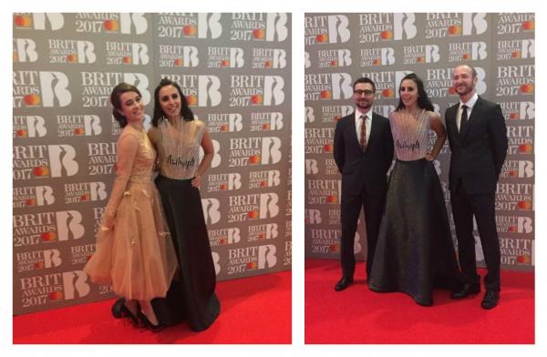 Как 21-летняя киевлянка собиралась на красную дорожку: специальный репортаж с церемонии Brit Awards 2017. ЭКСКЛЮЗИВ - фото №10