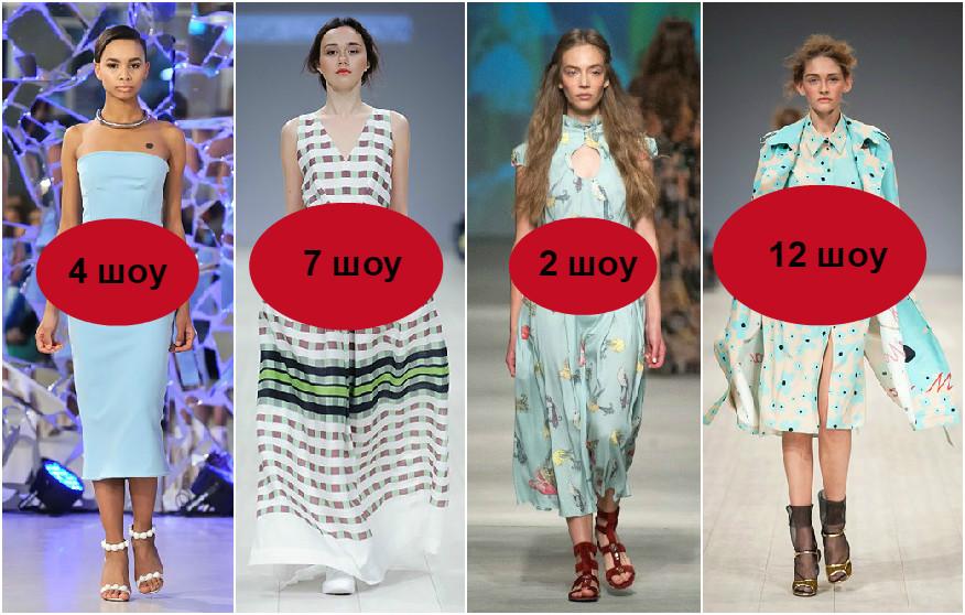 супермодель по-украински 2 неделя моды