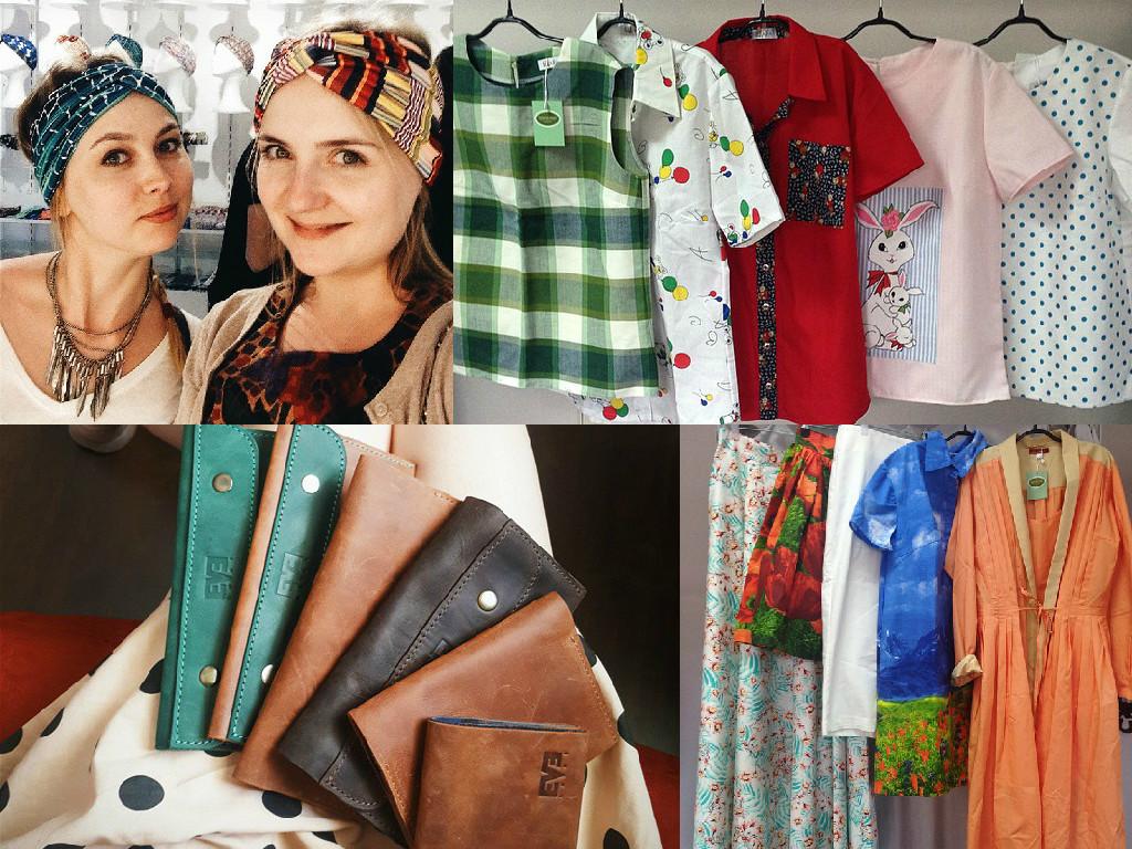 Как открыть свой бутик одежды: история концепт-стора Насти и Ани - фото №1